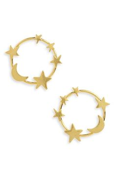 Shop a great selection of Madewell Star Moon Hoop Earrings. Find new offer and Similar products for Madewell Star Moon Hoop Earrings. Moon And Star Earrings, Glitter Wedding, Nordstrom Anniversary Sale, Green Wedding Shoes, Stars And Moon, Wedding Details, Wedding Ideas, Just In Case, Jewerly