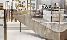 Fenwick of Bond Street - Jewellery Department - Brady Williams
