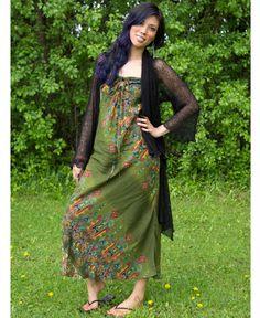 NEW! Haiku Maxi Dress #liviniseasy @Soul Flower