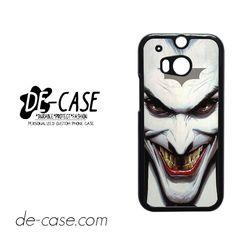 Joker Got Batman's Power For HTC One M8 Case Phone Case Gift Present YO