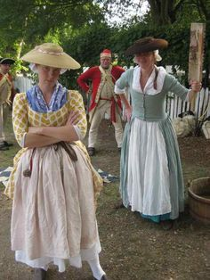 How To Wear Historically Accurate Colonial Women S
