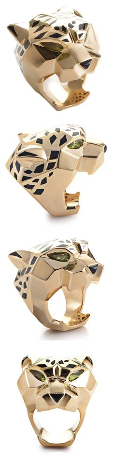 Cartier Panthère Gemstone Gold Ring https://www.1stdibs.com/jewelry/rings/cocktail-rings/cartier-panthere-gemstone-gold-ring/id-j_1172772/