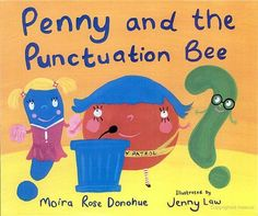 Great book for teaching punctuation