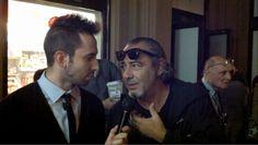 Presentazione del nuovo album di Luca Carboni intervistato dal direttore Rocco Pietropaolo