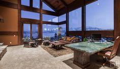 Office   1687 High Plains Road Huntsville, Utah - Mountain Luxury Home For Sale