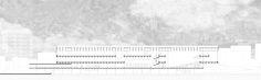 Kongresszentrum Locarno - Längsschnitt - Alex Pop, Ralf Mensing, Marius Weber Periodic Table, Pop, Architecture, Locarno, Centre, Arquitetura, Popular, Pop Music, Periotic Table