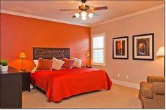 #オレンジ #インテリア #インテリアコーディネート #カラーコーディネート #寝室 #ベッドルーム #orange #interior #interior_coordinate #color_coordinate #bedroom