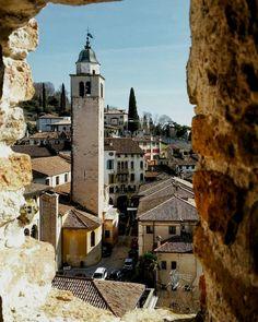 Asolo, Veneto - very beautiful village  #VisitingItaly
