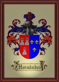 heraldica de apellidos HERNANDEZ