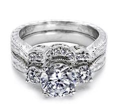 Tacori Wedding Rings, Designer Wedding Rings