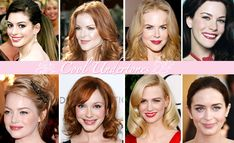 hair+colors+for+brown+eyes+and+porcelain+skin+tone   pale skin colour skin freckles easily naturally red hair colour