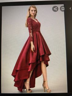 Grad Dresses, Skirt Fashion, High Low, Skirts, Style, Swag, Skirt, Gowns