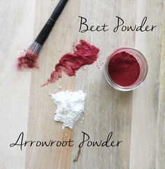 Zero Waste Nerd: DIY Beet Blush