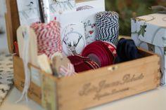 Christmas DIY dear prudence paper Velvet Ribbons