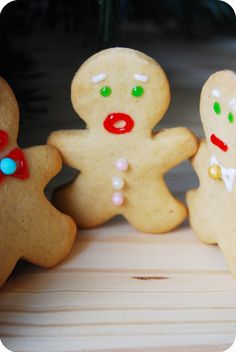 Petit biscuit de Noël