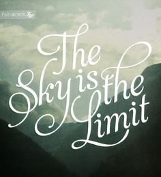 When God is in it...There is no Limit!