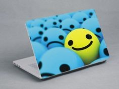 Smile! Laptop Skin, Smile, Accessories, Laughing