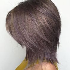 48 Best Short Hairstyles for Thick Hair 2018 - 2019 Short Layered Hairstyles For Thick Hair Short Hairstyles For Thick Hair, Medium Short Hair, Shag Hairstyles, Short Hair With Layers, Short Hair Cuts, Medium Hair Styles, Curly Hair Styles, Haircuts, Cuts For Thick Hair