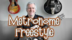 Getting the most out of your Metronome – Freestyle practice to play your guitar fluidly Music Den, Guitar Exercises, Played Yourself, Invite Your Friends, Guitar Lessons, You Can Do, More Fun, Theory, Guitars