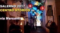 ALBERO DI NATALE SALERNO CENTRO STORICO #Christmas