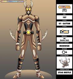 Hunter Pokemon, Pokemon Human Form, Pokemon Gijinka, My Hero Academia Shouto, Monster Design, Fantasy Armor, Pokemon Fusion, Character Art, Father