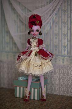 Operetta OOAK Custom Monster High Doll | eBay