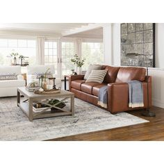 Living room designs – Home Decor Interior Designs Brown Leather Couch Living Room, Living Room Grey, Living Room Sofa, Home Living Room, Living Room Designs, Brown Leather Couches, Brown Couch Decor, Tan Couches, Light Brown Couch
