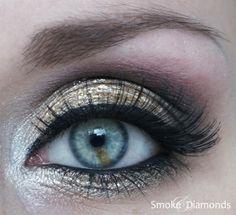 Smoke and Diamonds: Silvester AMU und Outfit...