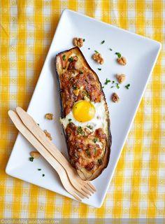 Vegetable Meals, Weekday Meals, Avocado Egg, Bacon, Favorite Recipes, Foods, Vegetables, Breakfast, Healthy