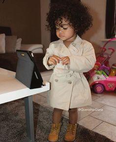 Best of kids fashion Cute Mixed Babies, Cute Black Babies, Beautiful Black Babies, Cute Babies, Fashion Kids, Little Girl Fashion, Toddler Fashion, Fashion Wear, Outfits Niños
