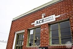 new in town - Ace Biscuit  BBQ