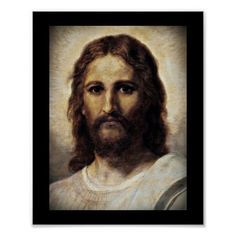 Portraits of Jesus | Portrait of Jesus Christ Print