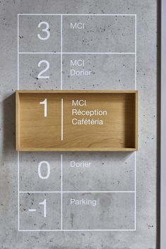 signage Gallery of MCI Headquarters Office Design / Bloomint Design - 2 Buying A Luxury Watch Seven Environmental Graphic Design, Environmental Graphics, Corporate Office Design, Office Interior Design, Office Designs, Interior Modern, Kitchen Interior, Business Icons, Web Design Mobile