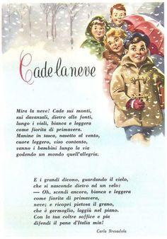 Learn To Speak Italian, Italian Lessons, Vintage School, Italian Language, Learning Italian, Reading Material, Old Postcards, Disney Drawings, Vintage Books