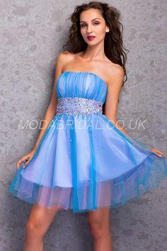 Blue dress homecoming supplies