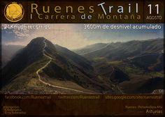 Ruenes Trail (Peñamellera)