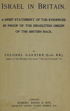 British Israelism - Wikipedia, the free encyclopedia