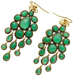 Judy Geib Plus Alpha - Catalog 26: Emeralds