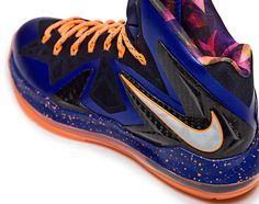 Nike LeBron X P.S. Elite Superhero