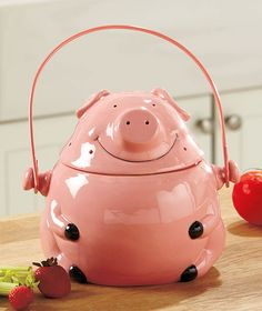 pig kitchen bosch appliance packages 112 best images piglets pigs small novelty compost crocks