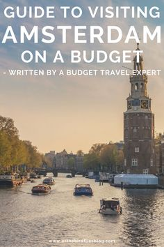 Amsterdam Travel on a Budget: Ultimate Guide to Visiting Amsterdam on a Budget - Written by a Budget Travel Expert. This guide to visiting Amsterdam on a budget will show you how you can enjoy the city without spending too much money by finding out the best budget hotels and hostels in Amsterdam, as well as other money-saving tips for budget travel in Amsterdam, including the best free things and best budget things to do in Amsterdam. Travel Expert, Travel Advice, Budget Travel, Travel Guides, Travel Tips, Cheap Things To Do, Free Things To Do, Stuff To Do, Amsterdam Things To Do In