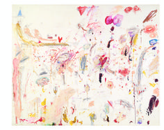 Cy Twombly, Untitled, 1961, Kunstmuseum Basel