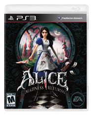 PS3 game: Alice: Madness Returns like this item, come to visit here, you will find it with best low price