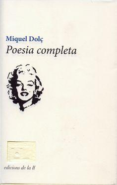 Dolç, Miquel. Poesia completa.