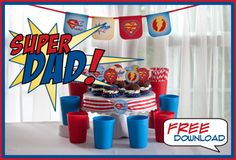 Last Minute Lifesavers: 15+ Free Father's Day Printables