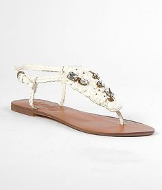 Naughty Monkey Irregular Whodo Sandal at Buckle. weird name but cute. on sale for $21.14 originally 70