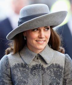 Pin for Later: Die 27 besten Hüte, die Kate Middleton je getragen hat 2016 bei einem Event in London