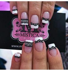 Cool, Nails, Nail Ideas, Beauty, Stickers, Finger Nails, Enamels, Vestidos, Hot Nail Designs