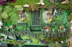 Kammys Creations  Miniatures 1:12 scale Faerie House