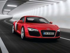 2013 Audi R8 Coupe And Spyder